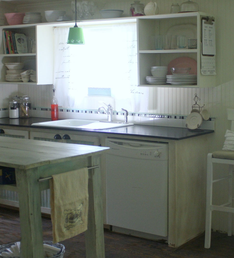 Diy kitchen makeover on a budget for Kitchen makeovers