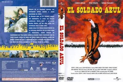 Carátula, cover, dvd: Soldado Azul | 1970 | Soldier Blue