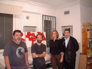 Luis Feito, Gracia Iglesias, Tiempo de Luz