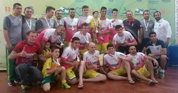 4295e78572 JAP s  Marechal é campeão do futsal masculino B ~ CliqueEsporte