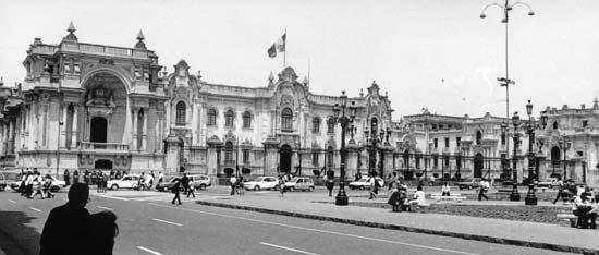 Alexandra Proaño, Panorámicas de la ciudad de Lima