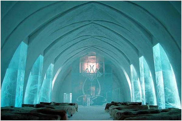 Ice Hotel (Jukkasjärvi, Sweden)