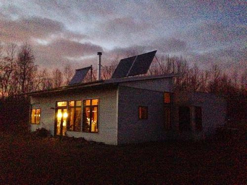 When We Bought Our Solar System Package For Our Off Grid Passive Solar  Prefab House, There Were Three Categories Of Solar Systems We Could  Purchase  House, ...