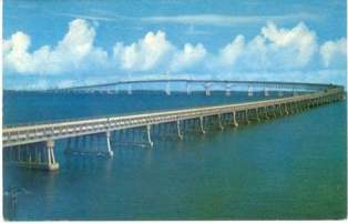 Chesapeake Bay Bridge picture