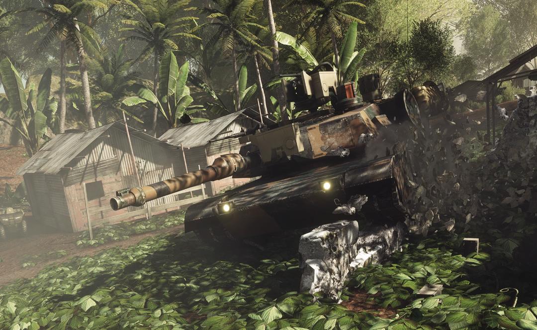 Mapa da Comunidade para Battlefield 4 não deve contar com MBTs e AMTRAC