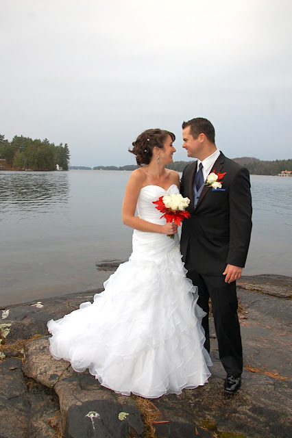 Sherwood Inn Wedding Muskoka