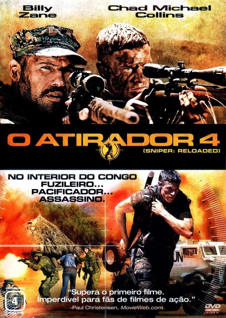 O Atirador 4 – Dublado (2011)
