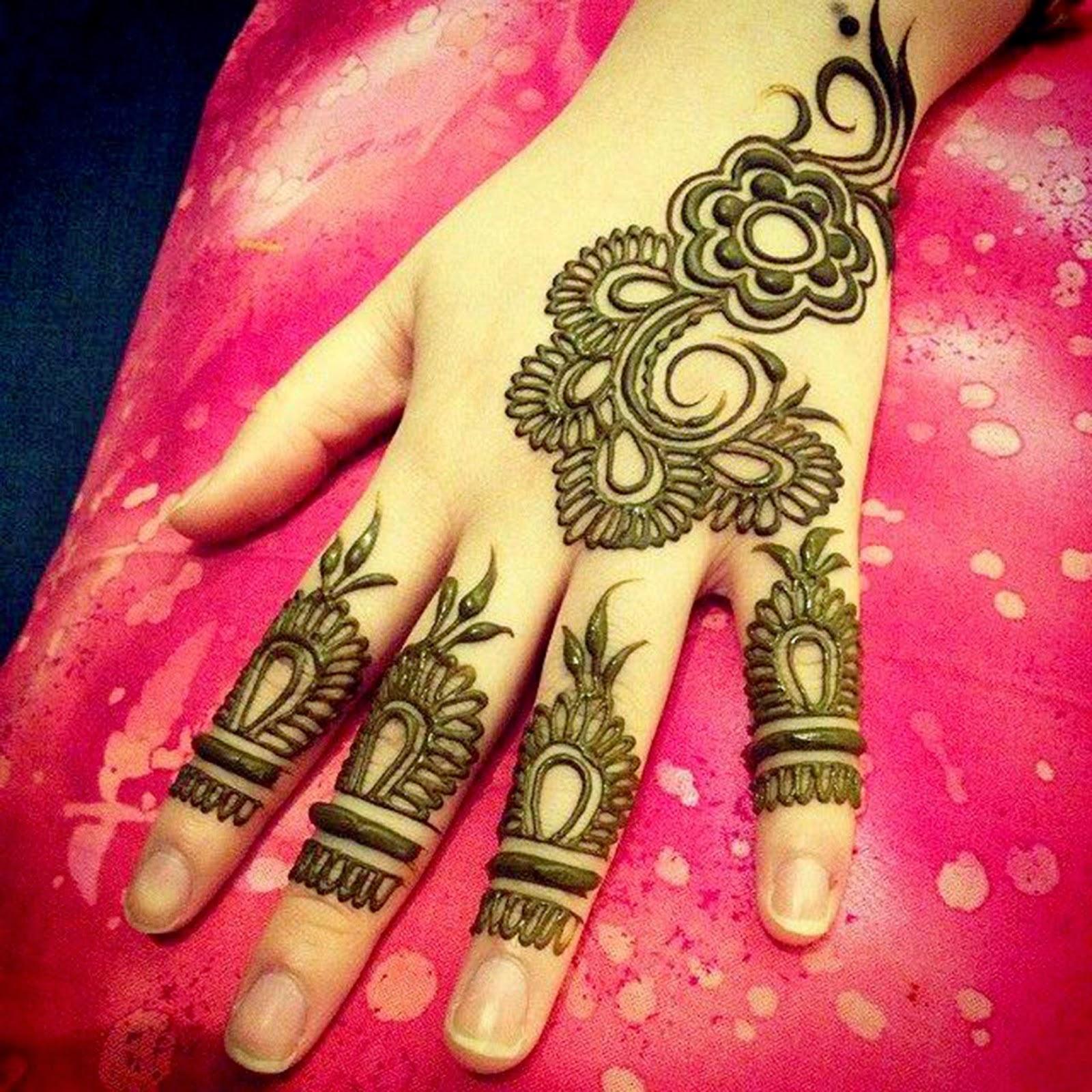 Quick Arabic Mehndi Designs : Quick eyes latest beautiful arabic mehndi designs
