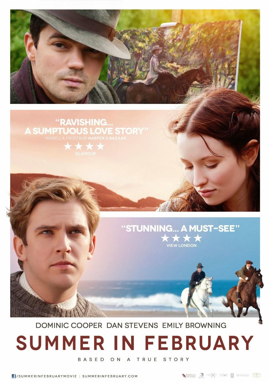 Summer in February full movie