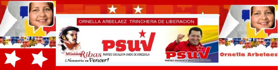 Ornella Arbeláez Trinchera de Liberación