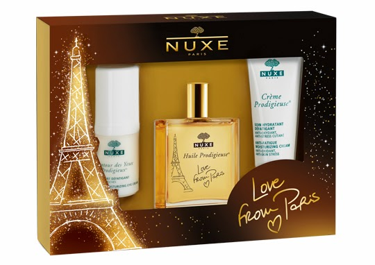 Nuxe Love from Paris