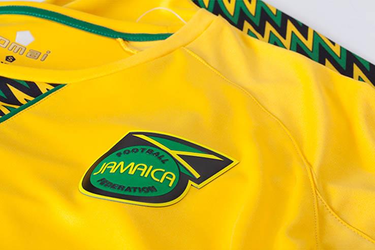 Desafio #1 de Outubro - Seleção Jamaicana de Futebol (Football Jamaica Federation) - Jamaica Jamaica-2015-Copa-America-Kit%2B%25283%2529
