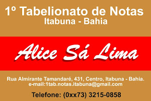 1 Tabelionato - Alice S Lima