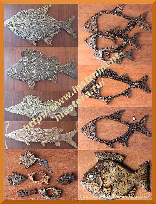 Сувениры для рыбака