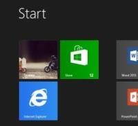Windows 8 senza applicazioni