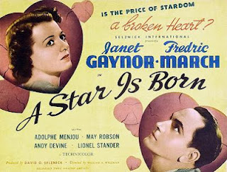 A star is born (1937) Poster