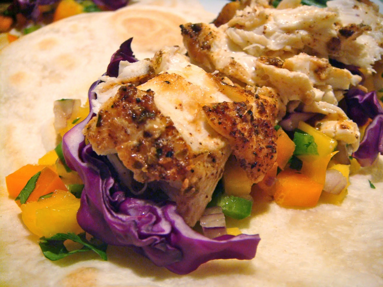 Delicious dishings fish tacos for The best fish tacos