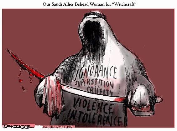 الارهابيون الوهابيون