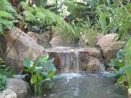 จัดสวน หินเทียม Rock Garden