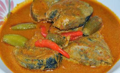 Resep dan cara membuat Gulai Ikan Tongkol