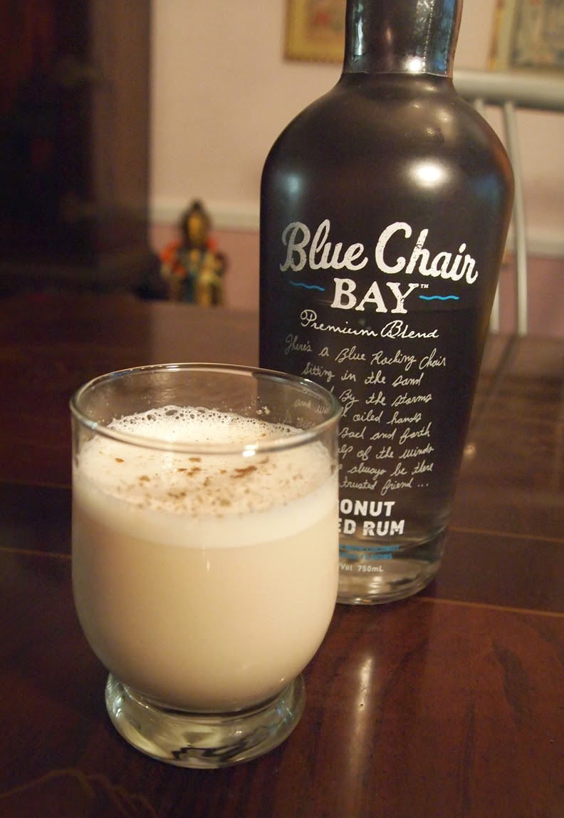 Blue Chair Bay Rum & minxeats - recipes recaps and restaurant reviews: February 2016