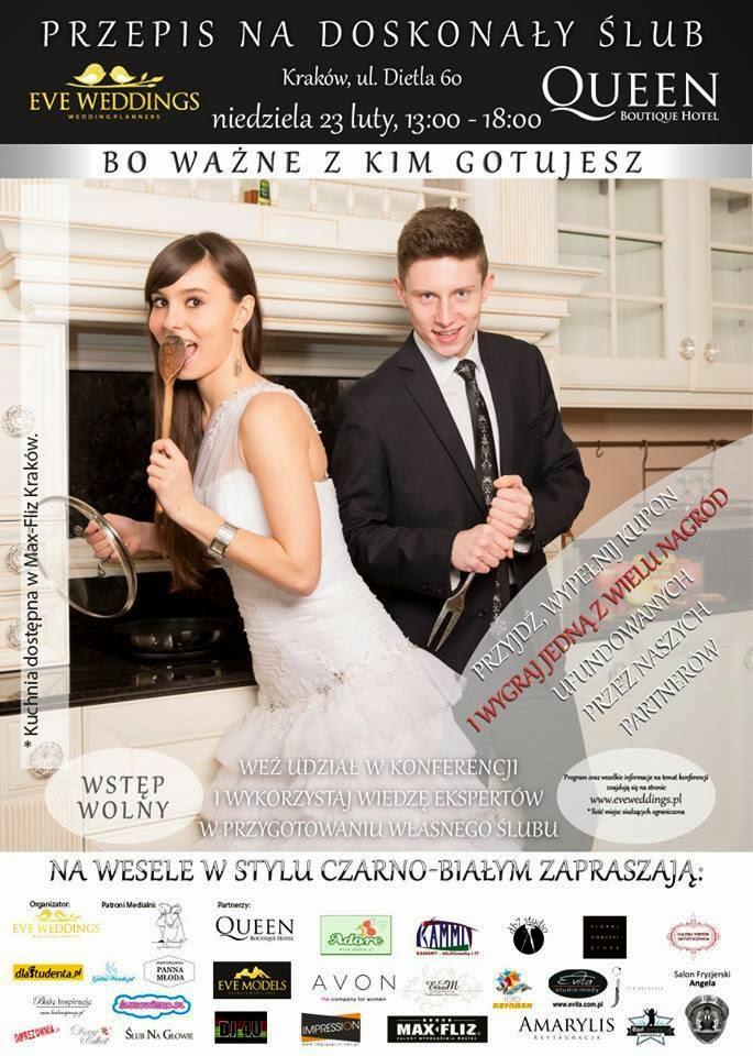 wychodzezamaz.pl patronatem IV konferencji ślubnej.