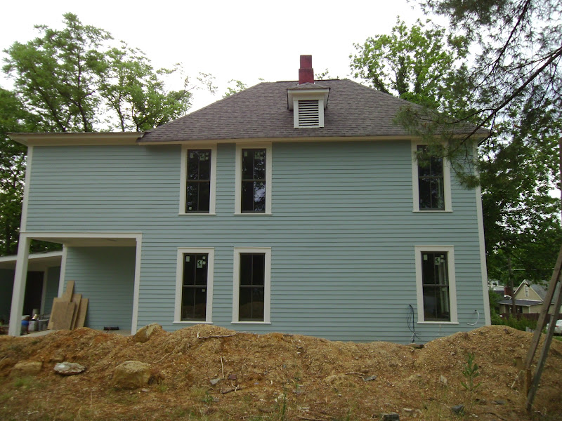 Revival On Vance Exterior Paint