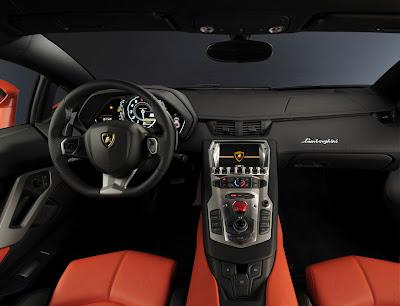Lamborghini Ferruccio Interior Lamborghini Ferruccio New