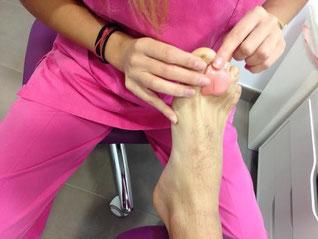 Como podíais sanar el hongo de las uñas en los pies