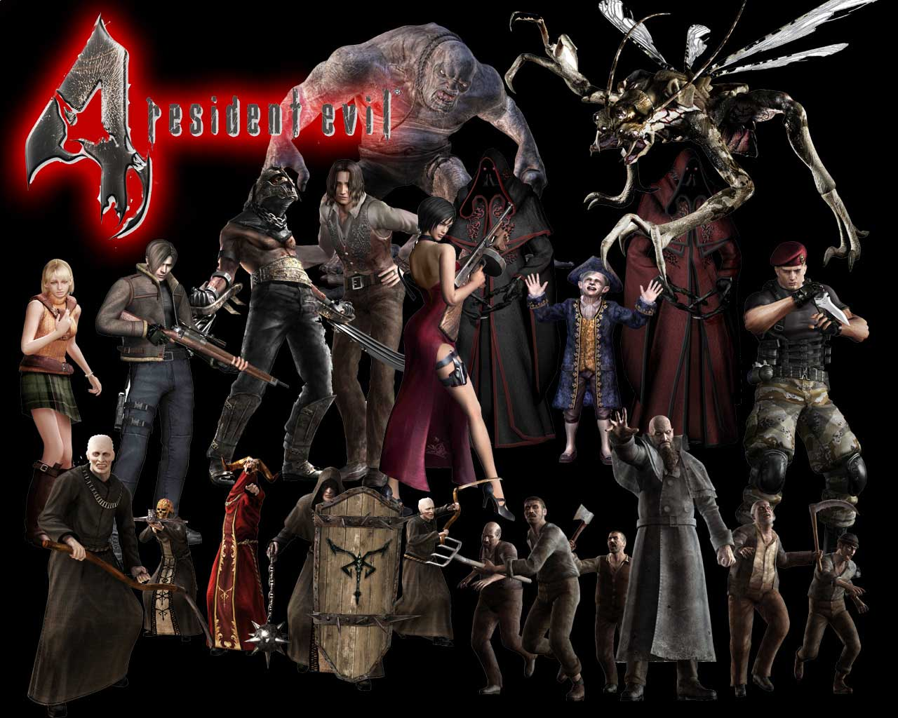 Resident Evil 4 - [Bio Hazard] | PC Game Full RIP
