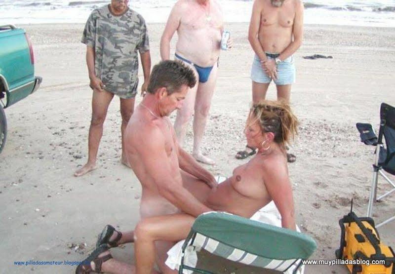Pilladas Playeras Chicas En La Playa Desnudas Tetas Y