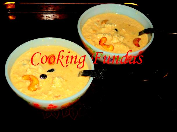 Cooking fundas khira delicious kheer made using paneer or chennai forgot to mention that its a very famous dish of purithe place of lord jagannathorissa india thecheapjerseys Image collections
