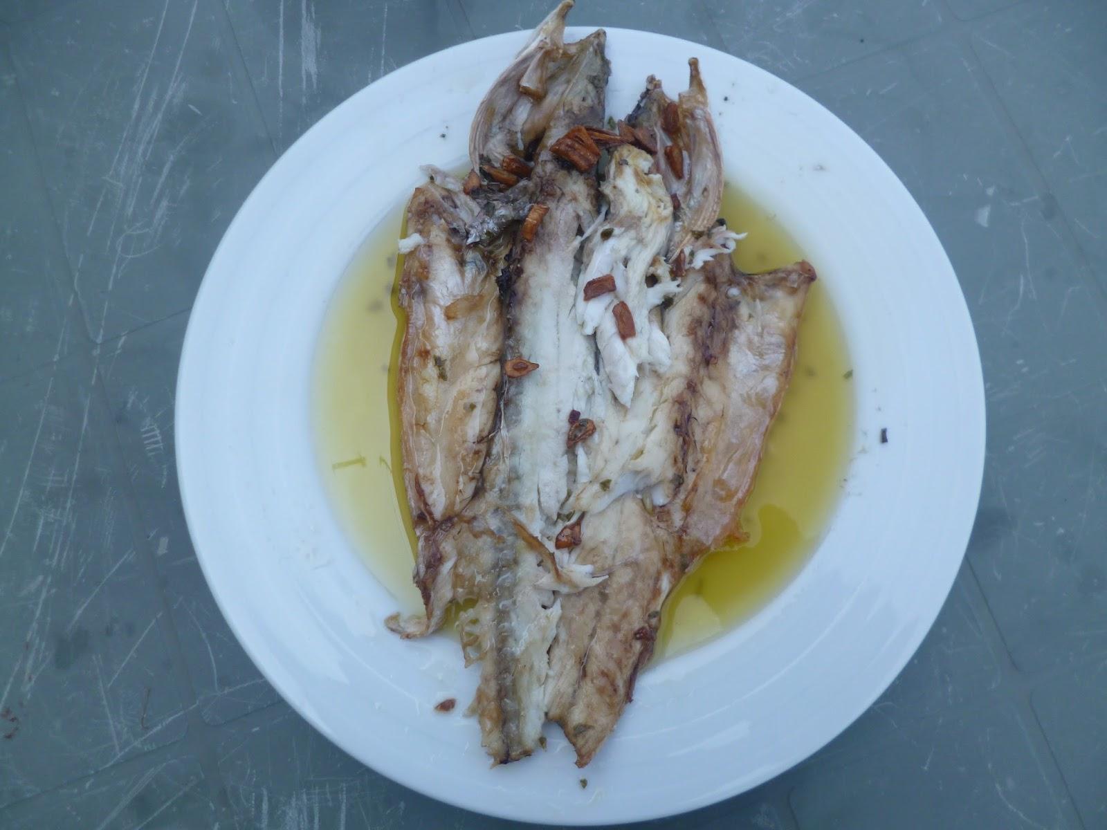 Cocina y reposteria con arkaitz y leire lubina al horno for Cocina y reposteria