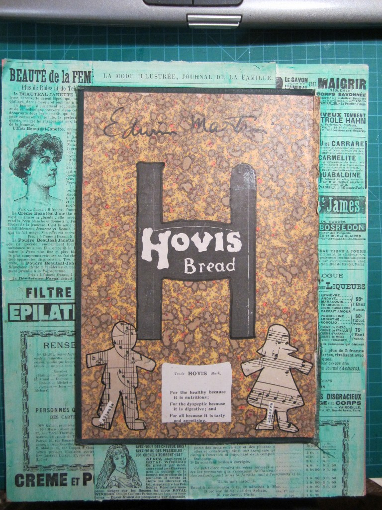 Book Cover Collage Maker : Mad bird designs uk vintage book covers and collage