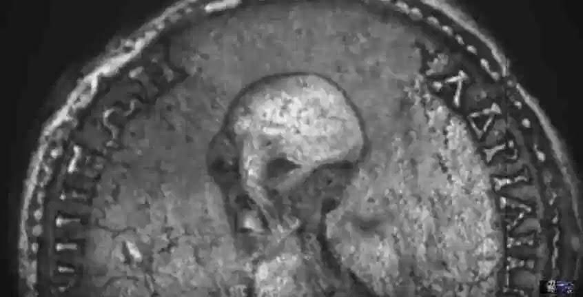 Νόμισμα με κεφαλή Εξωγήινου βρέθηκε στην Αίγυπτο ! ! ! (video)