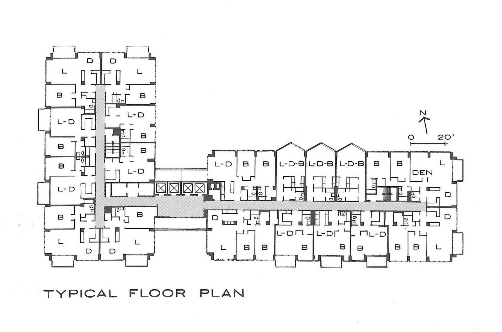 4 1 Blogspot Beyond The Lakefront October 2011: l shaped building floor plan