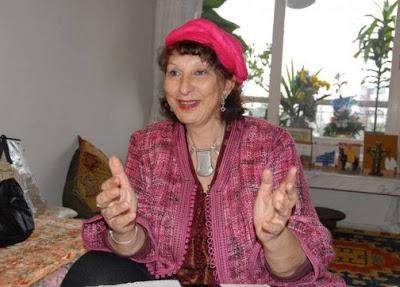 وفاة عالمة الإجتماع المغربية فاطمة المرنيسي