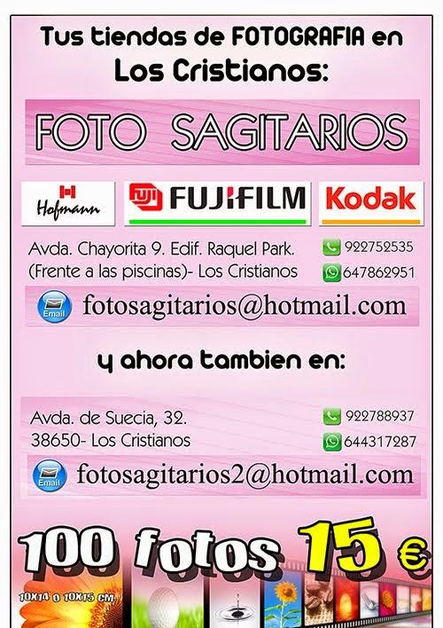 FOTO SAGITARIOS