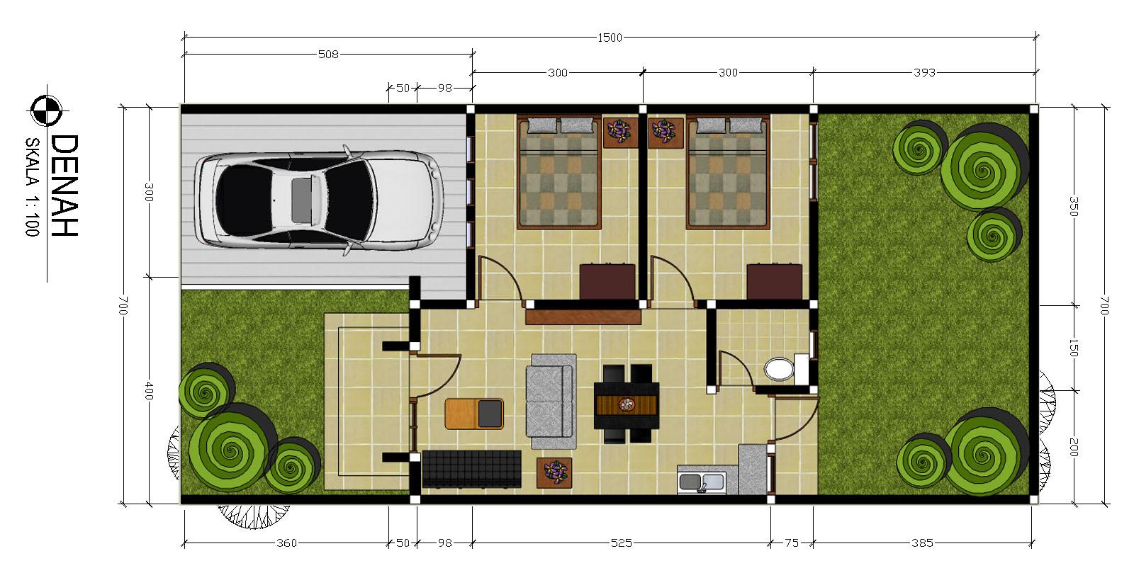 design rumah ramah