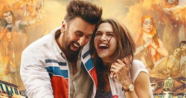 Tamasha First Look Poster - Ranbir Kapoor and Deepika ...