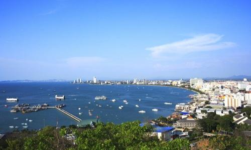 Thành phố Pattaya - Thái Lan