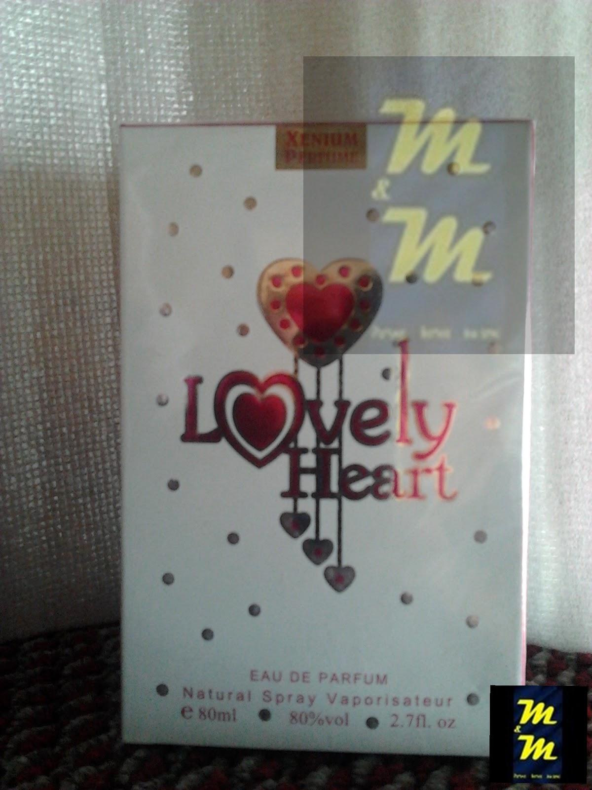 lovely heart 100ml