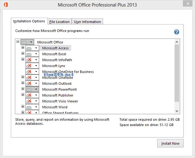 Hướng dẫn cài đặt Microsoft Office 2013