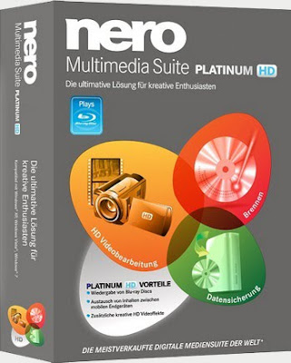 Nero Multimedia Suite Platinum v11.2.00400 + Crack 2012