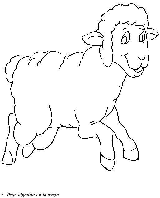 Dibujo de animales de la sierra para colorear - Imagui