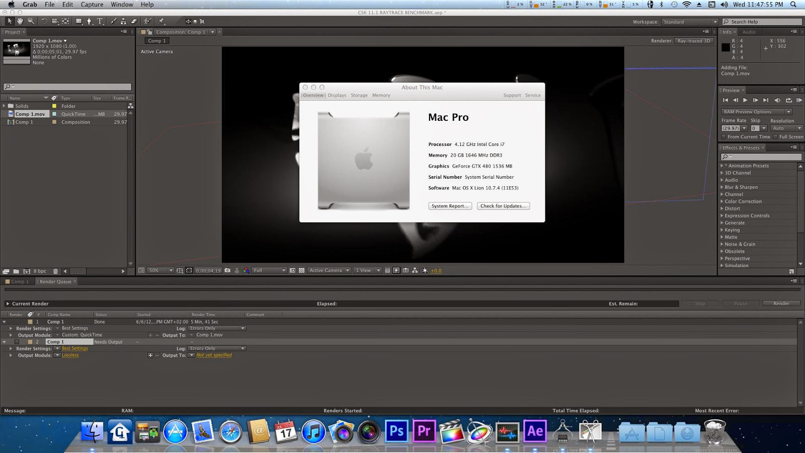 After effects software full version for mac
