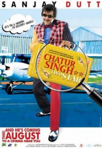 Chatur Singh Two Star 2011 Hindi Movie Watch Online