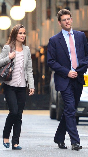 pippa middleton alex loudon. Pippa Middleton and her