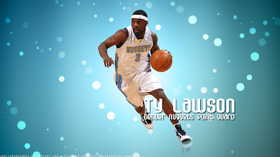 Ty Lawson Wallpapers 2012