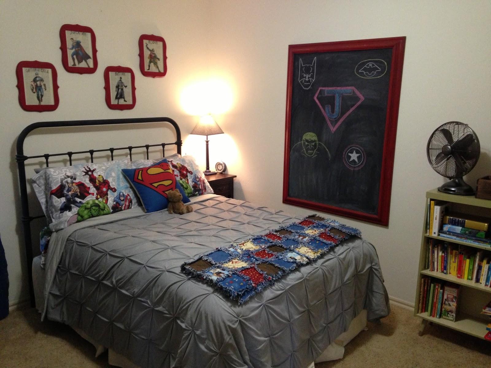 New For The Bedroom For Him Julie Jarnagin A Bedroom Fit For A Super Hero